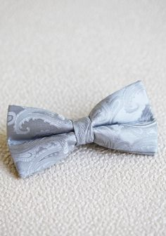 bow tie like this one but white with vest, suit coat, vintage look for the groom :) grooms men look about the same with just navy ties like this.