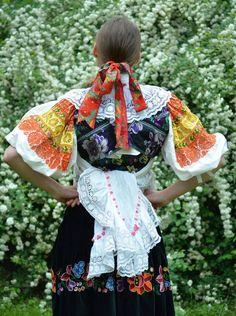 """slovak-folk-costumes: """" Hriňová town, Podpoľanie region, Central Slovakia. """""""