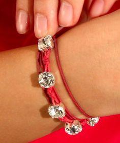 Bracelet Mikyri... #accessories #bracelets #necklace #anklet #swarovsky #handmade #italy #woman #fashion #design #mikyri #boutique #web