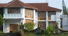 Thripunithara Palace in Cochin