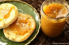Crockpot Peach Vanilla Butter | Tasty Kitchen: A Happy Recipe Community!
