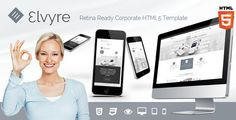Elvyre is a modern and clean corporate template with fuly responsive design and retina ready graphics. It has. All links checked by VirusTotal.Com