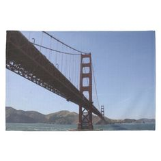 Golden Gate Bridge Hand Towel - #sold on #zazzle - hurray!!!!!