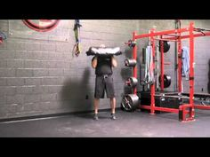DVRT Ultimate Sandbag Workout | Clean and Press and Squat Workout