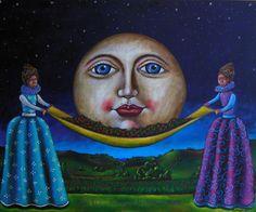 German Rubio  - Las nanas de la Luna