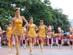 Penafrancia Festival in Camarines Sur.