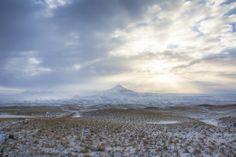 Winter in Sweet Grass Hills Montana  #landscape #winter #sweet #grass #hills #montana #photography