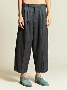 1205 Women's Amrath Flannel Waist Trousers