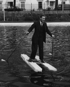inventions des annees 60 chaussures nautiques   12 inventions des années 60   photo objet invention image années 60