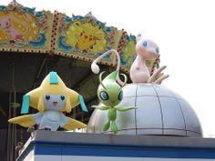 Pokémon Park. Pokemon Amusement Park