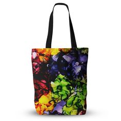 """Claire Day """"Teacher's Pet"""" Everything Tote Bag - KESS InHouse  - 1"""