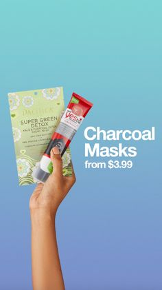 Give your skin a deep, refreshing clean with detoxifying charcoal masks. Give your skin a deep, refreshing clean with detoxifying charcoal masks. Charcoal Mask Benefits, Charcoal Mask Peel, Ads Creative, Creative Video, Print Advertising, Advertising Campaign, Print Ads, Stand Design, Booth Design