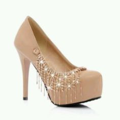 Oh my gosh these are beautiful I want them in nude and black :)