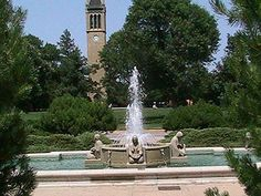 iowa state university...my alma mater...don't hold it against me! :)