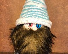 Lovable Squeezable Gnomes Who Need A Home 3 by GnomeLifeBySufani Just Because Gifts, Christmas Gnome, Mantle, Gnomes, I Shop, Birthday Gifts, Etsy Seller, Crochet Hats, Dolls