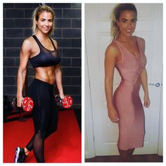 """24.6k Likes, 556 Comments - Gemma Atkinson (@glouiseatkinson) on Instagram: """"When you can do both  @upfitnesslive you have changed my life! Can't wait to share my final…"""""""