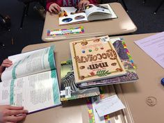 """Blog entry about what we learned about writing """"feature articles"""" for the first time!  What a great unit this was!"""