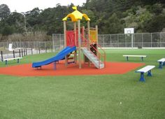A project done by Urban Effects and Goodland Group-Auckland. Products used for this project includes a SC379 SupaRide playground, Urbanstyle aluminium bench seating and a newly designed, basketball tower and hoop. #playground #urbaneffects #basketballtower #aluminiumbenchseating