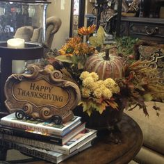 Come see what's new in store! #fall #decor #thanksgiving #pumpkins #seasonal https://www.facebook.com/lorisa.gardens