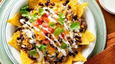 7 recetas con nachos para que te aburras de tanto comer