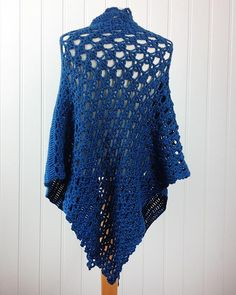 Side to Side Shawls