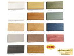 Farbpalette Fichte Pigrol Edelwachs - Landhausmöbel Dietersheim Custom Cars, Wax, Paint Palettes, Cottage Chic, Cards