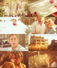 The Notebook. Allie and Noah