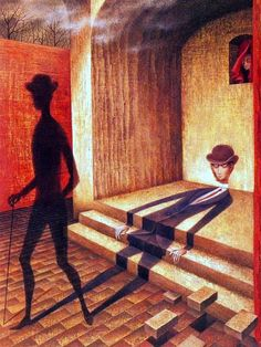 REMEDIOS VARO (1908/1963), SPANISH PAINTER – Painting a very personal surrealism - Meeting Benches