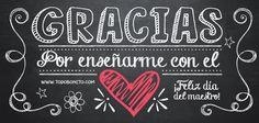 Feliz día del maestro en imágenes de amor | Imagenes de amor, imagenes bellas ღ