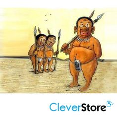 Ứng dụng của Mobile vào đời sống thổ dân :)