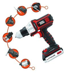 Black and Decker Matrix / 7 tools in one