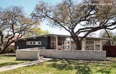 Mid Century house - Casa uni-familiar Modernista americana - Arquitectura de Fehr & Granger