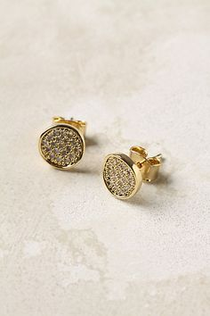 Earrings named after my favorite dessert?and they're cute to boot!