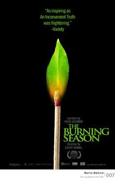 ♥ THE BURNING SEASON