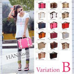HANAism  case trunk B