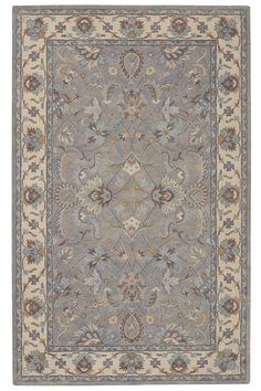 Constantine Area Rug Traditional Rugs Wool Rugs Rugs Homedecorators Com