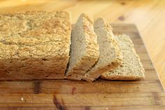 plantain bread loaf