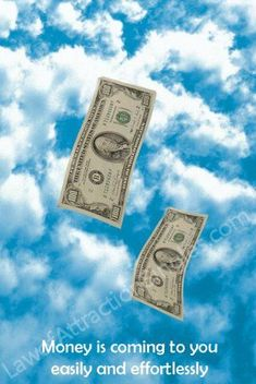 Money Flows Freely To Me Everyday. I Have More Wealth Than I Will Ever Want Or Desire For :) I Am Blessed! Thank You God!