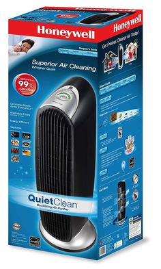 Honeywell QuietClean Oscillating Air Purifier with Permanent Washable Filters * Continue to the product at the image link-affiliate link. Quiet Garage Door Opener, Honeywell Air Purifier, Home Appliances Sale, Ionic Air Purifier, Shoppers Guide, Air Purifier Reviews, Appliance Sale, Pet Dander, Hepa Filter