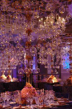 votivas con velas para eventos