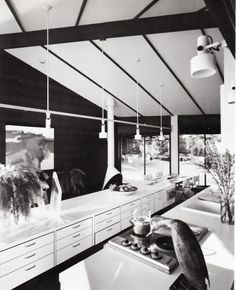 1970s interior