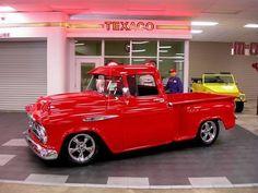 Chevrolet : Other Pickups 1957 Chevrolet 3100 Seri - http://www.legendaryfinds.com/chevrolet-other-pickups-1957-chevrolet-3100-seri/