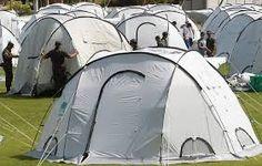 CONSTRUINDO COMUNIDADES RESILIENTES: Como os Abrigos Temporários são Úteis em uma Situa...