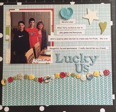 Lucky+Us - Scrapbook.com