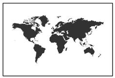 weltkarte-schwarz-weiß_world-map_sprueche-für-bilderrahmen-schwarz-weiß-10x15-quer