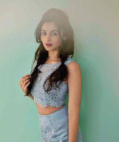 Alia Bhatt Elle Magazine - 2014 ***