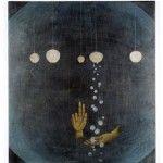The transcendent art of Terri Cutz - combining luminous painting with meticulous metalwork.