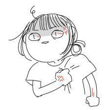 Cute Cartoon Drawings, Cartoon Jokes, Cartoon Art, Anime Faces Expressions, Funny Expressions, Funny Doodles, Cute Doodles, Anime Meme Face, Cute Love Memes