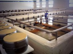 Insight into a #ParmigianoReggiano #creamery - Another piece of art! - haydryers.com - With best compliments: AgriCompact Technologies GmbH, Germany