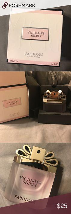 Victoria secrets - fabulous eau de parfum Opened once to smell, not me. But very nice Victoria's Secret Other